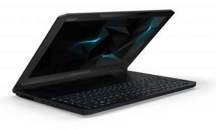 Computex 2017: Acer Predator Triton 700 Gaming Laptop with NVIDIA GeForce GTX Max-Q Design