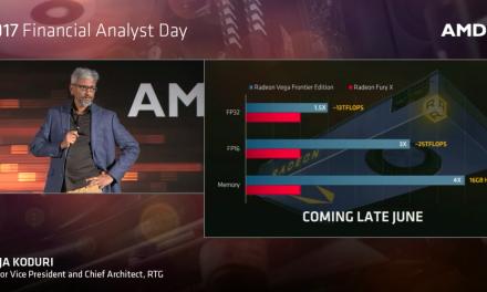 AMD Announces Radeon Vega Frontier Edition Graphics Cards