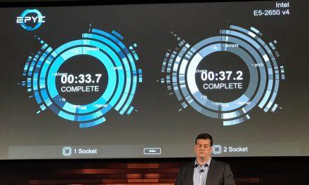 AMD Compares 1x 32-Core EPYC to 2x 12-Core Xeon E5s