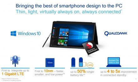 Computex 2017: ASUS, HP, Lenovo to Build Qualcomm Snapdragon 835 Windows 10 Machines