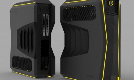 Computex 2017: ZOTAC Introduces the MEK Mini-ITX Gaming PC
