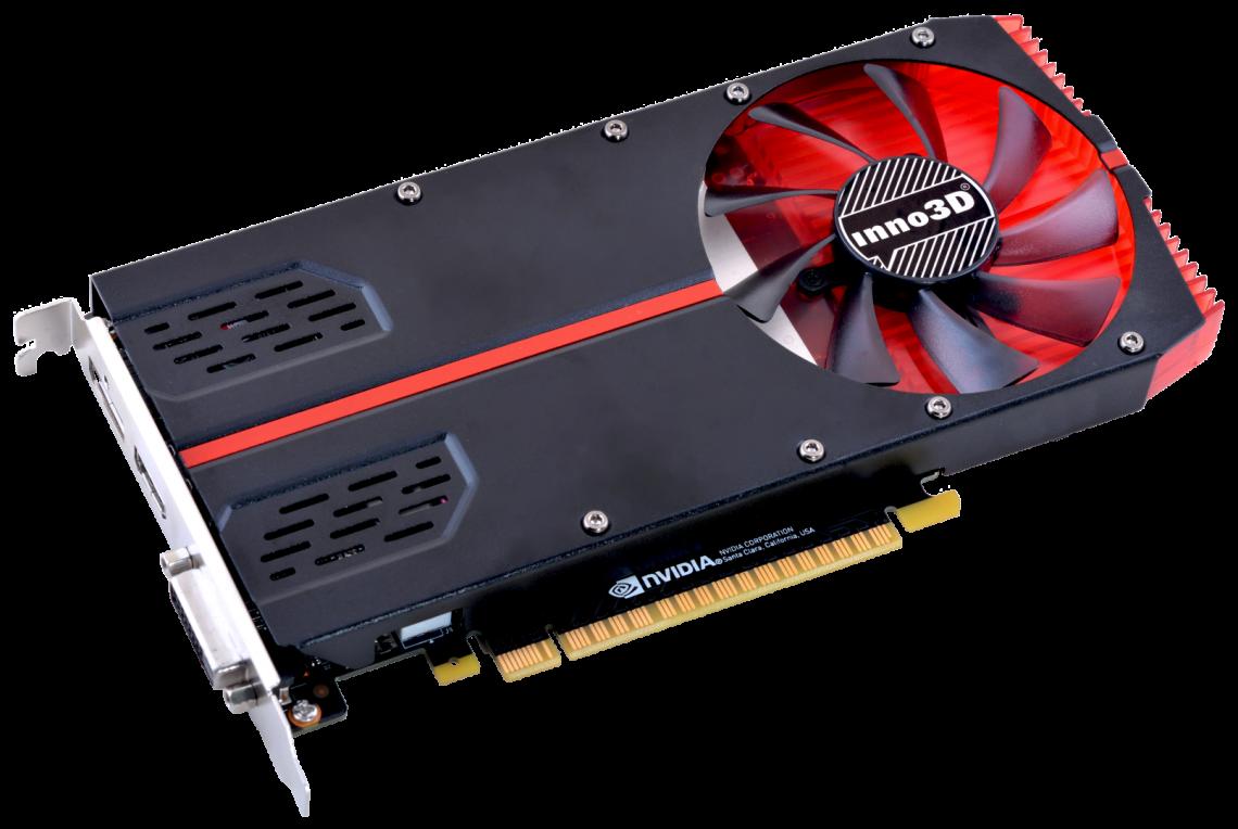 Inno3D Introduces a Single Slot GTX 1050 Ti Graphics Card
