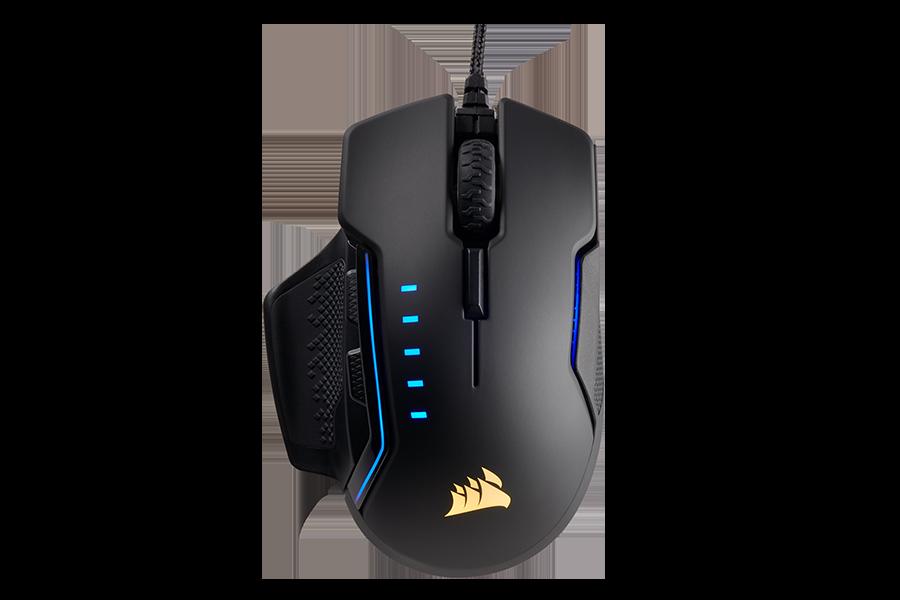 CORSAIR Announces GLAIVE RGB Mouse