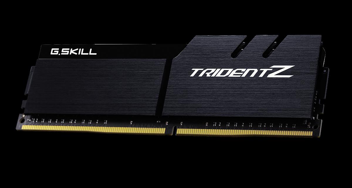 G.Skill Readies DDR4-4400 Kits for Intel's X299 HEDT Platform