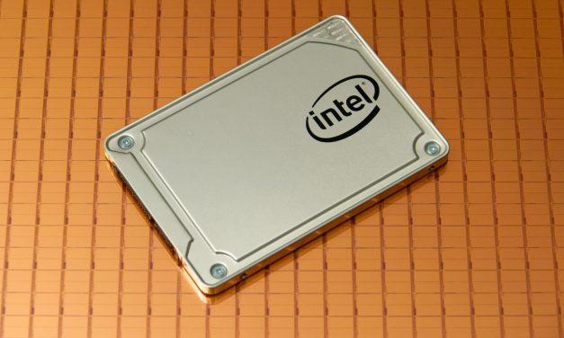 Intel SSD 545S Series 512GB Review – IMFT 64-Layer TLC