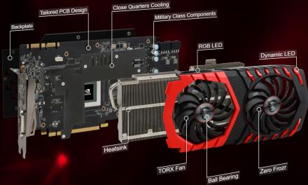 MSI's GeForce GTX 1080 Ti GAMING X versus 4k gaming