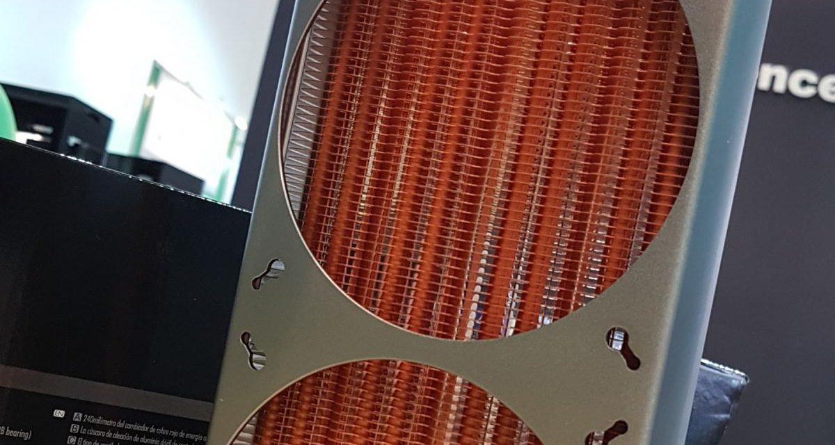 Computex 2017: Lian-Li Launching AIO Liquid Coolers With Raw Copper Radiators