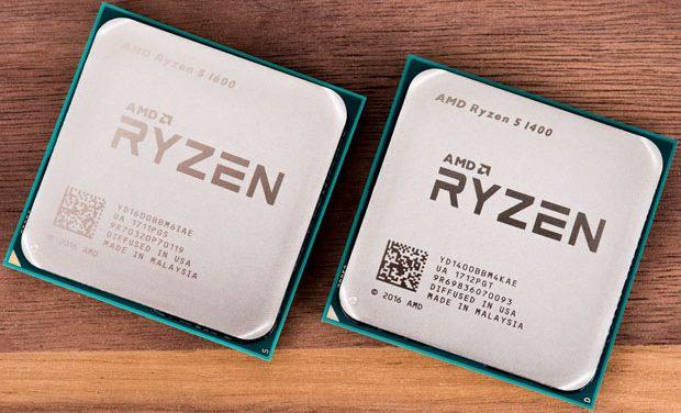 Putting the Ryzen 5 to work