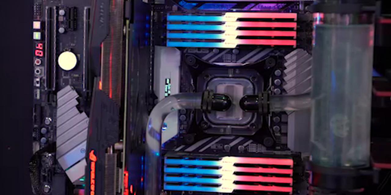 Computex 2017: G.Skill Shows Off High-Speed Trident Z RGB Memory Kits