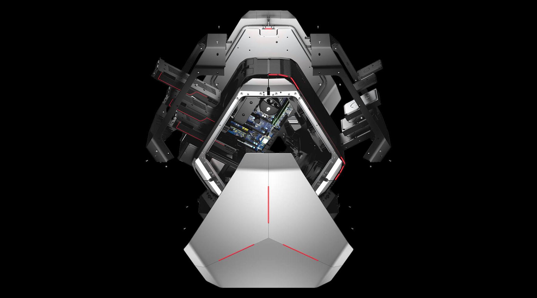 Dell Announces Alienware Area-51 Threadripper Edition