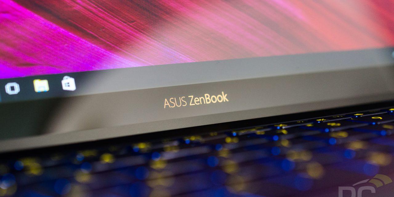 ASUS ZenBook 3 UX390UA Laptop Review