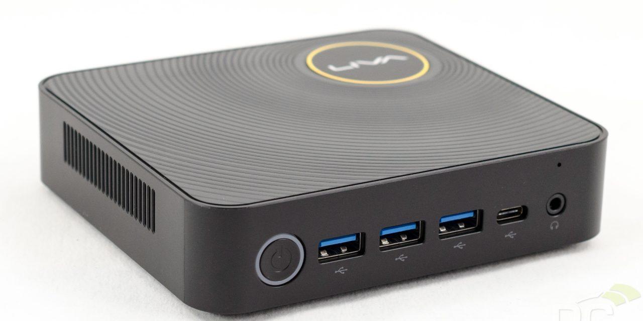 ECS LIVA Z Plus Intel Kaby Lake Mini PC Review