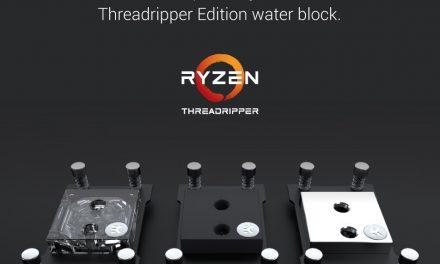 EK's Threadripper Supremacy EVO water blocks