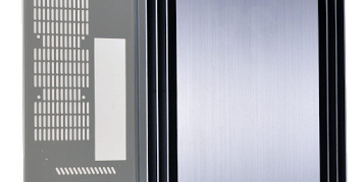 Lian Li's new PC-Q39 tempered glass Mini-ITX (wide) tower