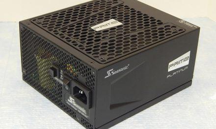 Seasonic PRIME 1000W Platinum Power Supply Review