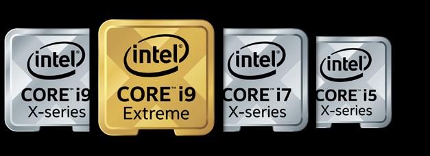 Intel Fills In the Gaps on Core X-Series Processor Specs