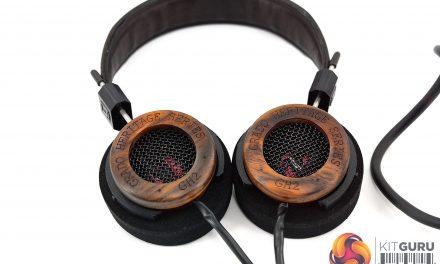 Grado's new GH2 Heritage Limited Edition headphones