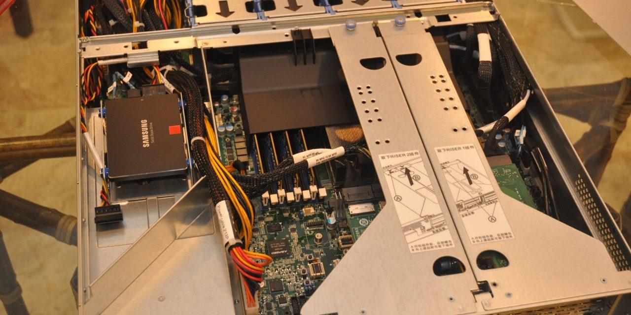 EPYC Linux performance from AMD