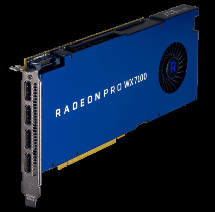 IBC 2017: AMD Radeon Pro Graphics Cards Will Support External Graphics Card (eGPU) Docks