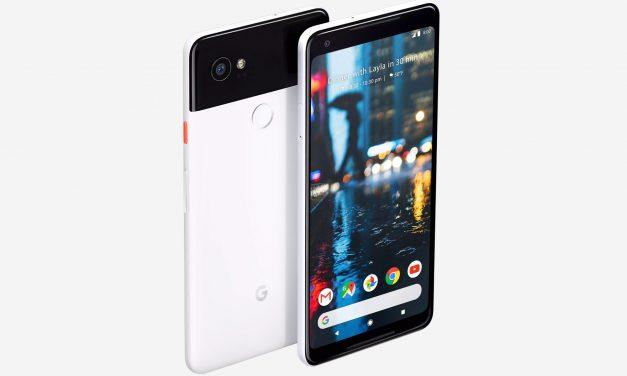 Google Announces Pixel 2 and Pixel 2 XL Smartphones