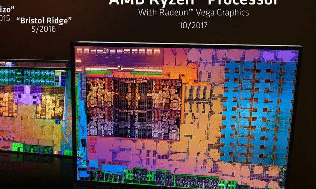 AMD Ryzen Processor with Radeon Vega Graphics Launch – Ryzen and Vega hit notebooks