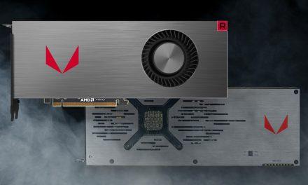 The Radeon RX Vega 64 at 4K