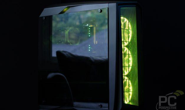 SilverStone Primera PM01-RGB Tempered Glass Case Review