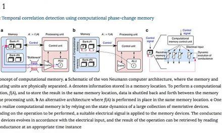 Computational Phase Change Memory?