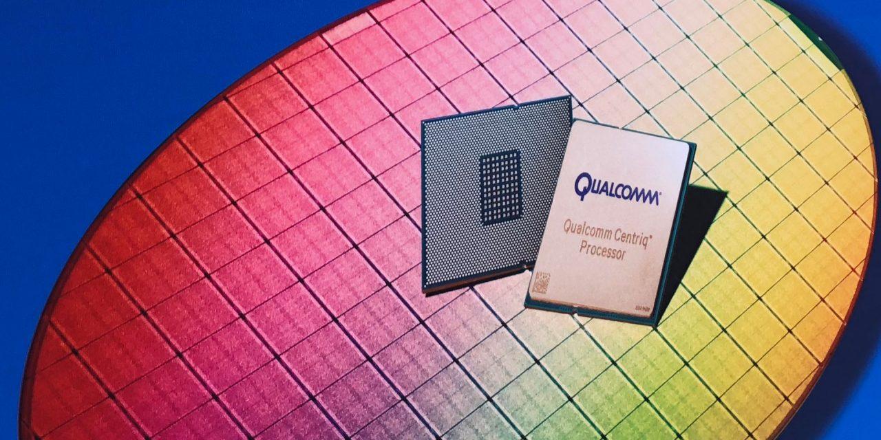 Qualcomm Centriq 2400 Arm-based Server Processor Begins Commercial Shipment