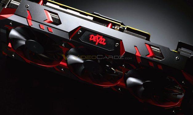 PowerColor Teases Custom RX Vega 64 Red Devil Graphics Card