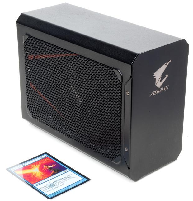 Gigabyte's Aorus GTX 1070, the GPU you don't unbox