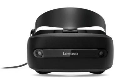 The Lenovo Explorer, bringing Clippy to VR
