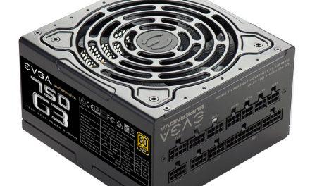 EVGA SuperNOVA 750W G3 Power Supply Review