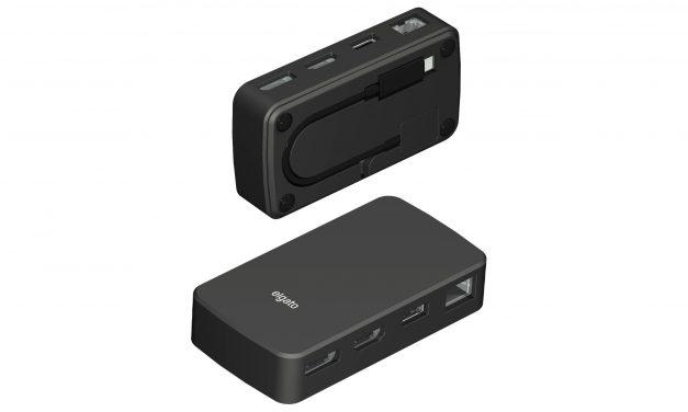 CES 2018: Elgato Shows Off Portable Thunderbolt 3 Mini Dock