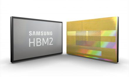 "Samsung Mass Producing Second Generation ""Aquabolt"" HBM2: Better, Faster, and Stronger"
