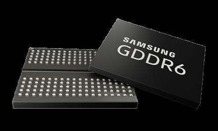 Samsung Begins Mass Production Of 18 Gbps 16-Gigabit GDDR6 Memory