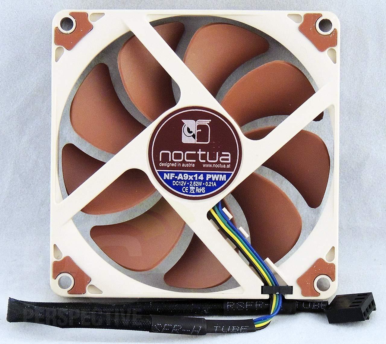 Noctua NH-L9a-AM4 CPU Cooler Review - PC Perspective