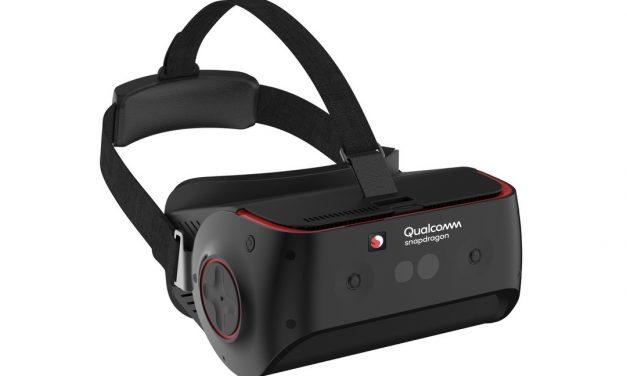 Qualcomm Announces Snapdragon 845 Mobile VR Reference Platform