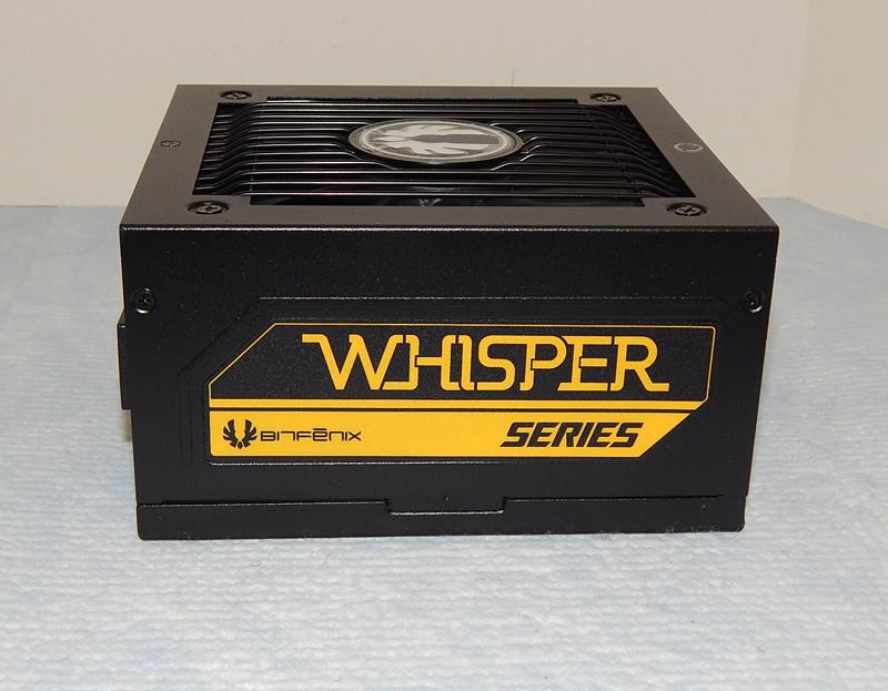 BitFenix Whisper M 850W Power Supply Review