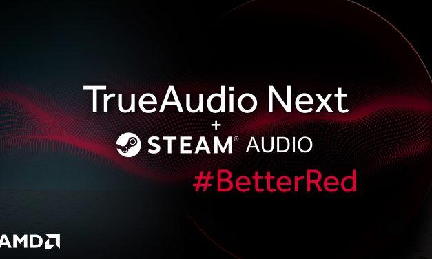 Valve Supporting AMD's GPU-Powered TrueAudio Next In Latest Steam Audio Beta