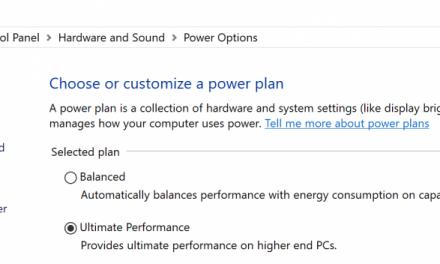 Windows 10 brings you Ultimate Power!!!