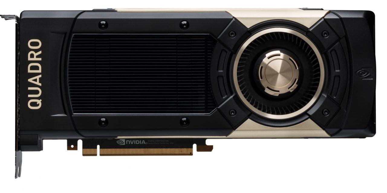 GTC 2018: NVIDIA Announces Volta-Powered Quadro GV100