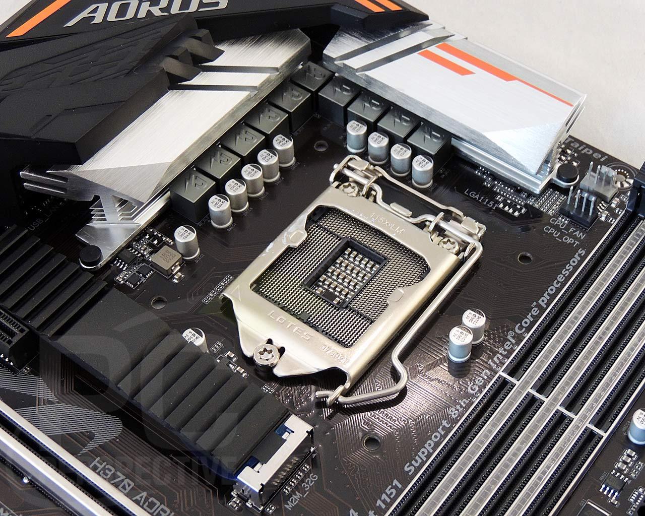 GIGABYTE H370 AORUS Gaming 3 WIFI Motherboard Review - PC