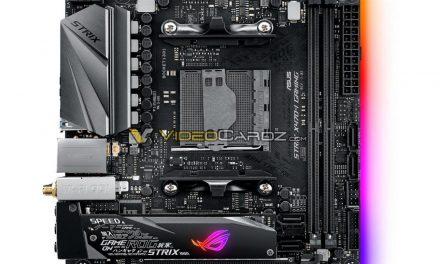 Asus Planning ROG Strix X470-I Mini ITX Motherboard