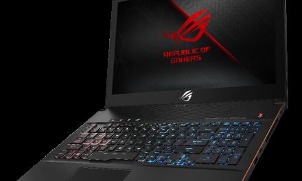 ASUS Announces new ROG Zephyrus M GM501 Notebook