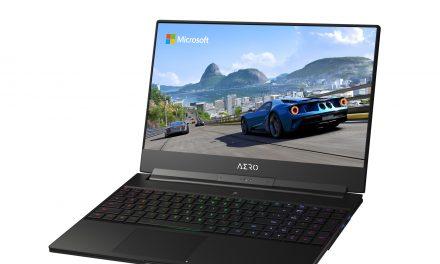 Gigabyte's new 8th generation Core powered laptops