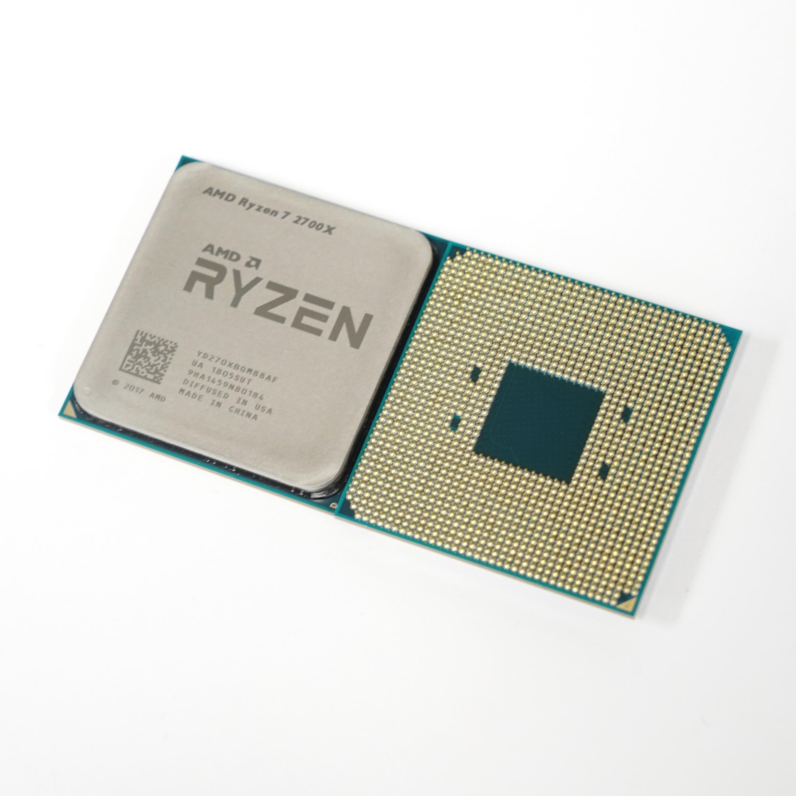The Ryzen 7 2700X and Ryzen 5 2600X Review: Zen Matures - PC Perspective