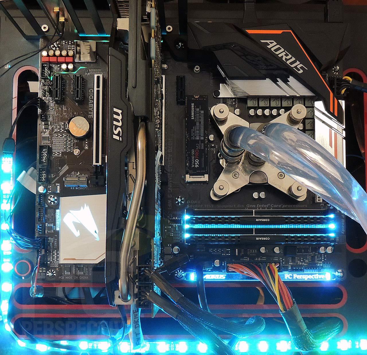 GIGABYTE H370 AORUS Gaming 3 WIFI Motherboard Review