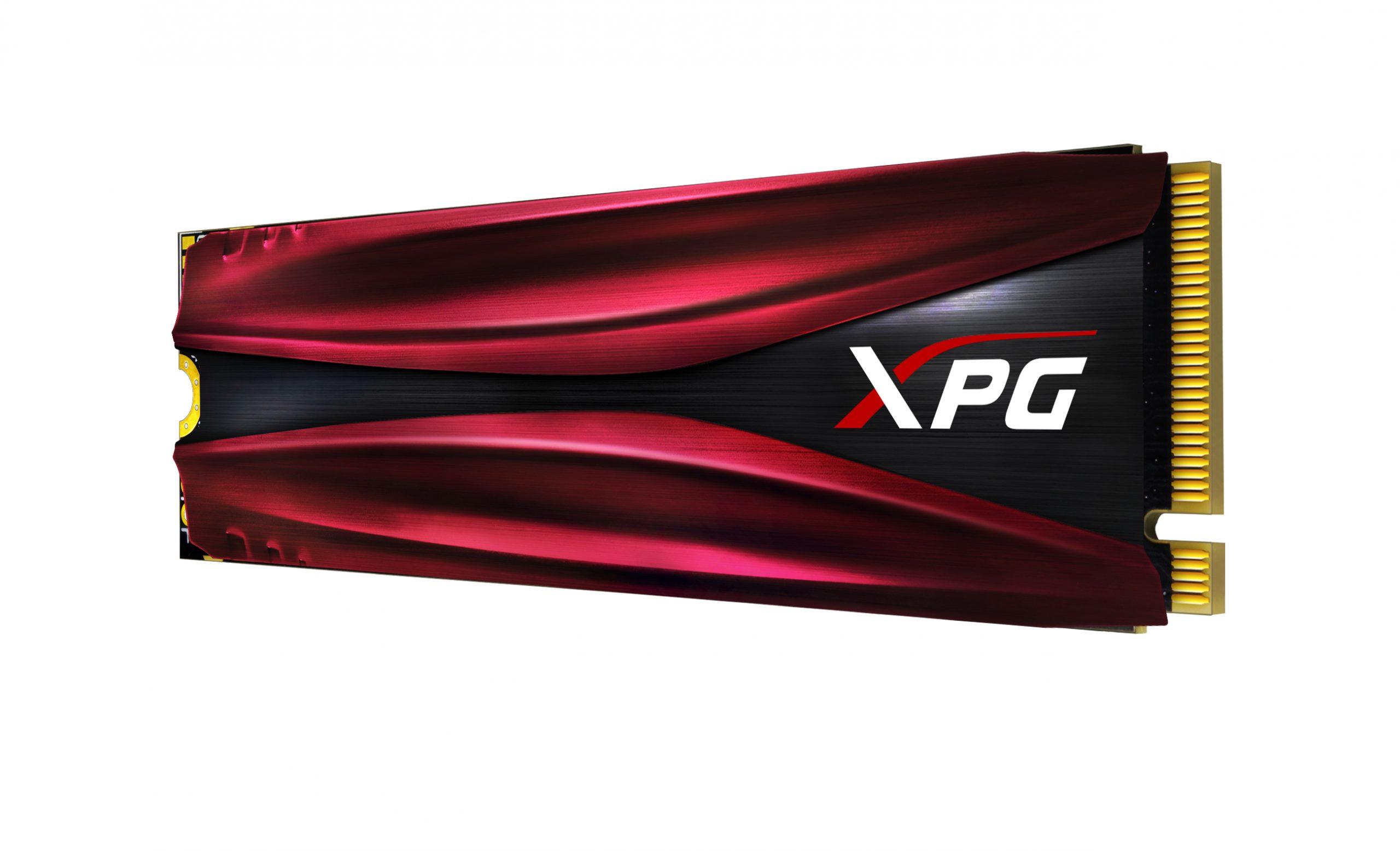 ADATA Launches XPG GAMMIX S11 NVMe SSDs