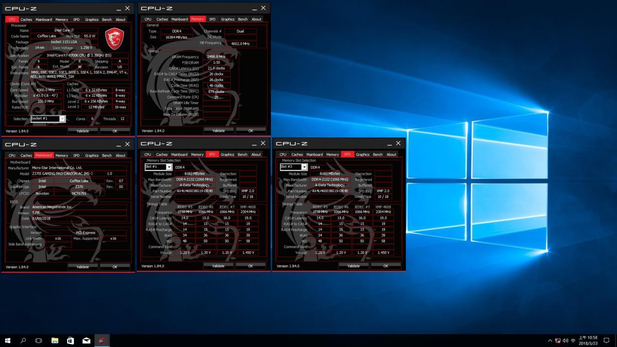 ADATA Overclocks XPG Spectrix D41 RGB Memory to 5 GHz